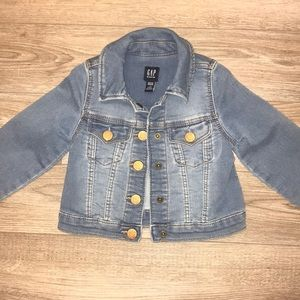 Gap 2T denim jacket